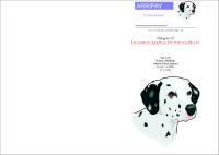 Pedigree Cover Sheet